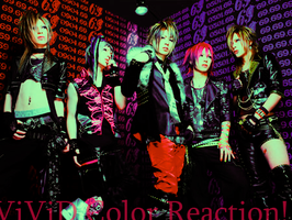 ViViD Color Reaction_2 by MellCaramell