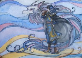 Mozenrath_Master of the Wind by Shiniclaes