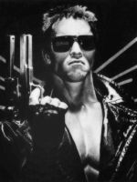 The Terminator Drawing by lPinhead