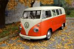 VW Bus by immerseyoursoul-x