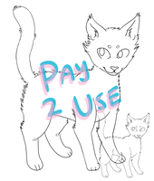 Pay to Use Cat Lines by garnma