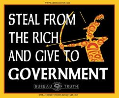 Steal for Government by Conservatoons
