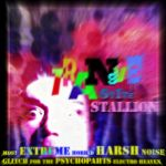 Extreme Harsh Horrid Noise music Design by MB by MushroomBrain