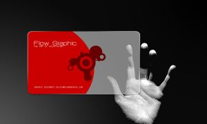 Business Card by FlowGraphic by FlowGraphic