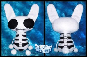 Halloween Special - Bunny by plushrooms