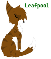 Leafpool from warrior cats by coolmlpfangirl450