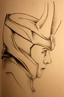 I am Loki, of Asgard by SSSTEP