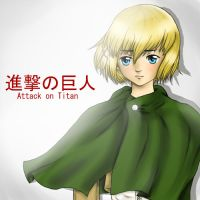 Armin Arlert by pinsel-chan