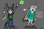 Adoptables! (1/2 OPEN) by LeaOla