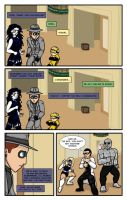 Villainy 1: Page 16 by excelcomics