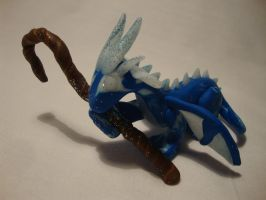 Jack Frost Dragon by xThe-Royal-Dragonx