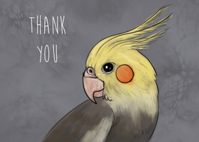 ThankYou by BeeZee-Art