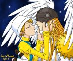 Angelic Love by jacemoore