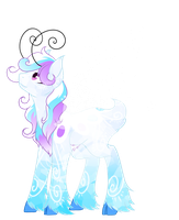 Evolving Breezie Adopt - Ice Stage 5 by FuyusFox