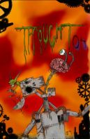 Entry Thought Magazine 2004 by BunnyBennett