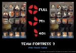 Team Fortress ipod touch theme by ThunderBreak