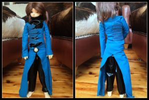 Doll Clothes: Wes (Pokemon Colosseum) by Mole-Chan