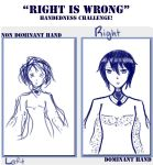 Right is Wrong Meme by HLindsayT