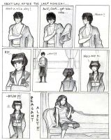 Canon and Robes Pg 1 by arch-nsha