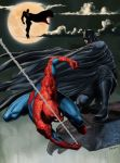 ColorBatmanSpidermanSuperman by blewh