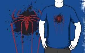 Amazing Spider-Man T-Shirt by drg