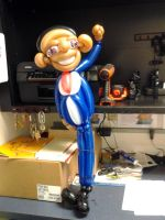 Balloon Obama by NoOrdinaryBalloonMan