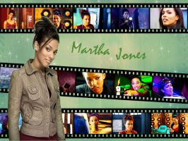 Martha Jones Wallpaper by davids-little-star