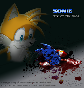 Sonic - Forget The past-Cap.2 by SilverAlchemist09