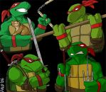 Heroes in a halfshell by Kobb