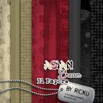 Digital Scrapbooking - Asian Dream NEW - Papers by Rickulein