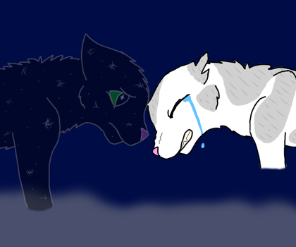 i followed your ashes into outer space by StarryCatPrincet