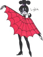 Lydia from Beetlejuice by sonicshadowlover13