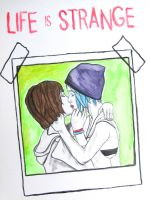 Life Is Strange, Max+Chloe. by KKKatherine