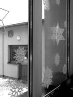 Snow-stars. by Luneire