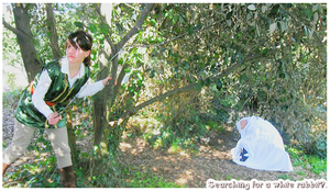 APH Cosplay: Hide and Seek by OkamiYomigami