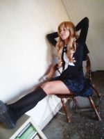 Taiga is in your moment of relaxation by OtakusDiaryCosplay