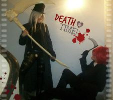 Shinigami Time! :D by Xomy