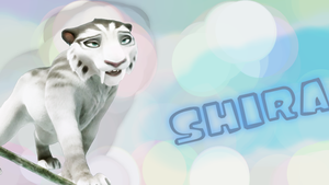 Shira | Ice Age 4 Wallpaper/ID by Niall-Larner
