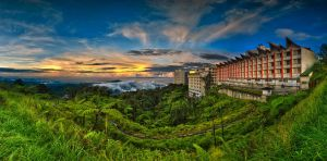 Genting Sunrise by Draken413o