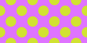 Polka Dots 35 (Heliotrope Pear) by Trapped-Echoes