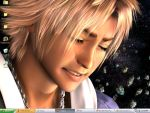 Tidus Screenshot by HollywoodHalo
