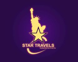 Star Travel Logo 2 by vanart