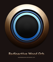 Radioactive Wood Orb by easydisplayname