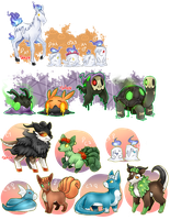 PKMNation: October Clutch #1 [ CLOSED ] by Ignis-Abyssus-Ranch