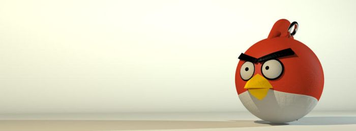 Angry Bird (fb cover) by N0tisme
