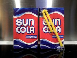 Sun Cola - (Non-Carbonated) by Redfield-1982