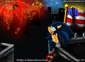 Happy Independence Day by Achird