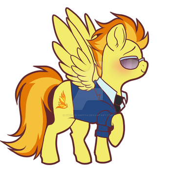 Ship Charm #25 : Spitfire by Twisted-Sketch