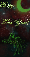 Happy New Year 2012 by SunStateGalleries