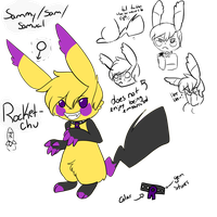 rocketchu contest entry by UTERI